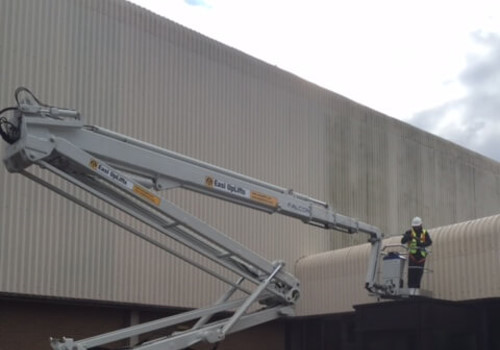 Shine Cleaning Solutions | cladding and external cleaning