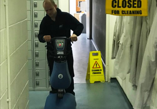 Shine Cleaning Solutions   factory & manufacturing cleaning