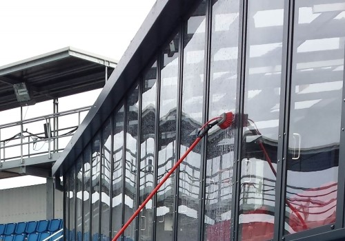 Shine Cleaning Solutions | commercial window cleaning